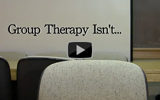 Group Therapy Isnt...